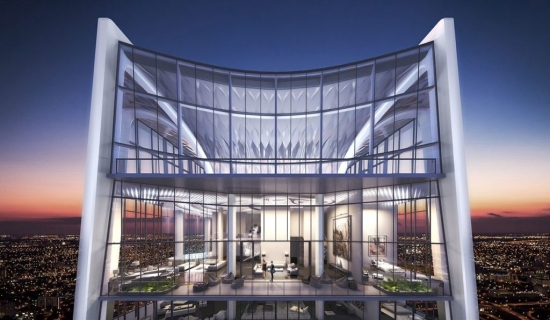Victoria and David Beckham bought a luxury apartment in Miami
